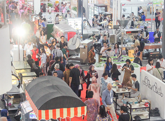 HotelExpo Indonesia and Specialty Food Indonesia